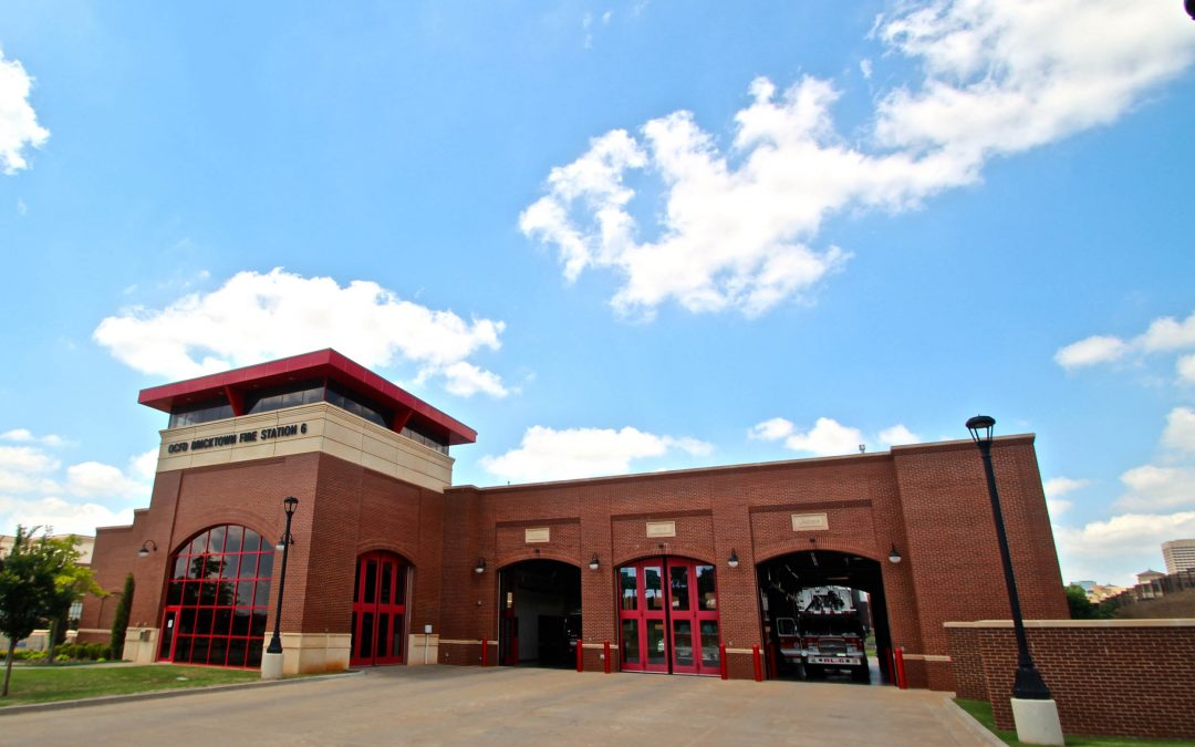 Oklahoma City Fire Department Bricktown Station 6