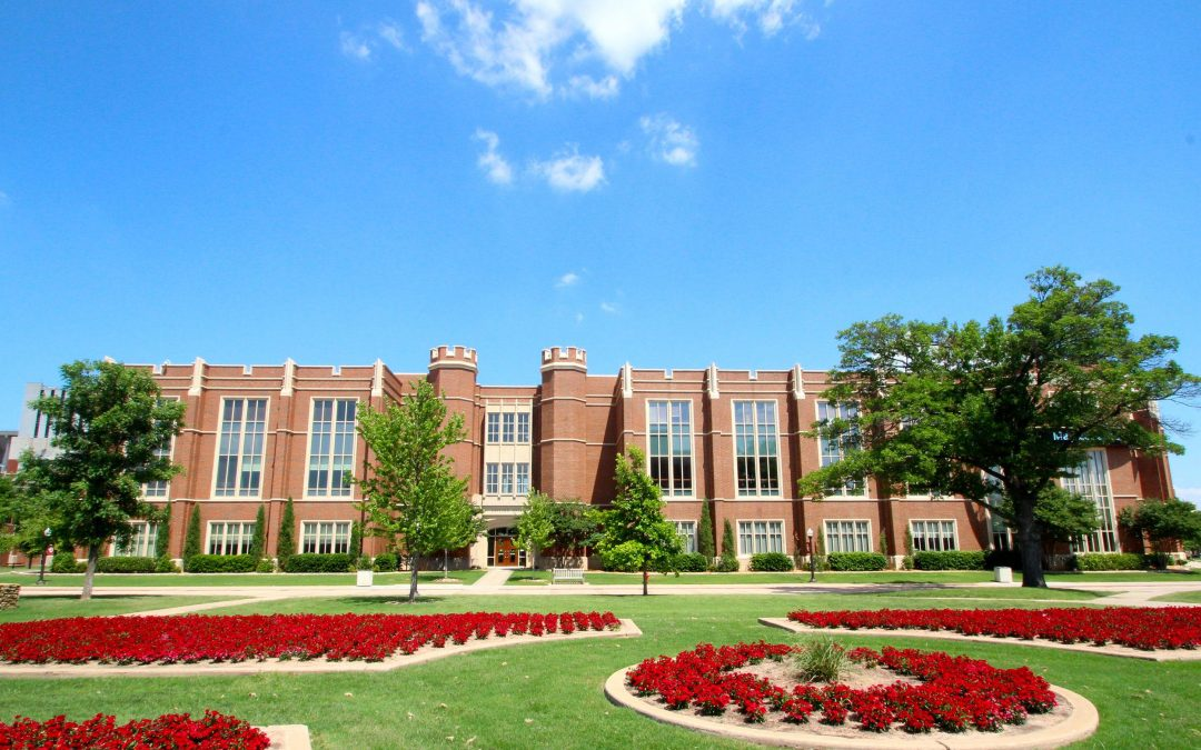 OU Gaylord Hall of Journalism