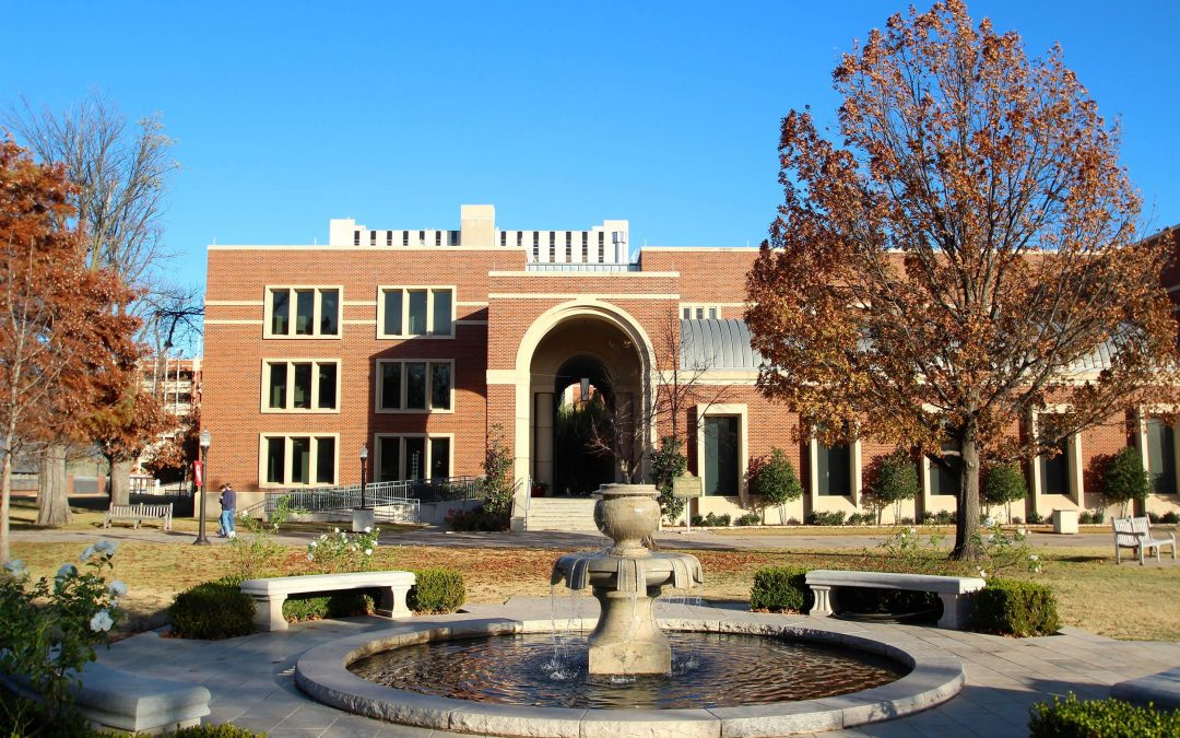 OU Gould Hall of Architecture
