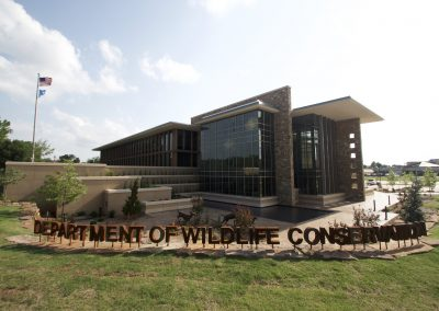 Oklahoma Department of Wildlife